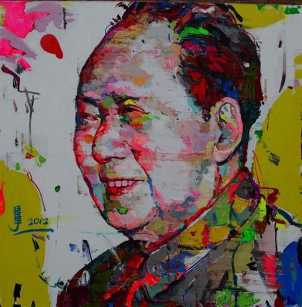 Mao, Ren Zhenyu, 2012